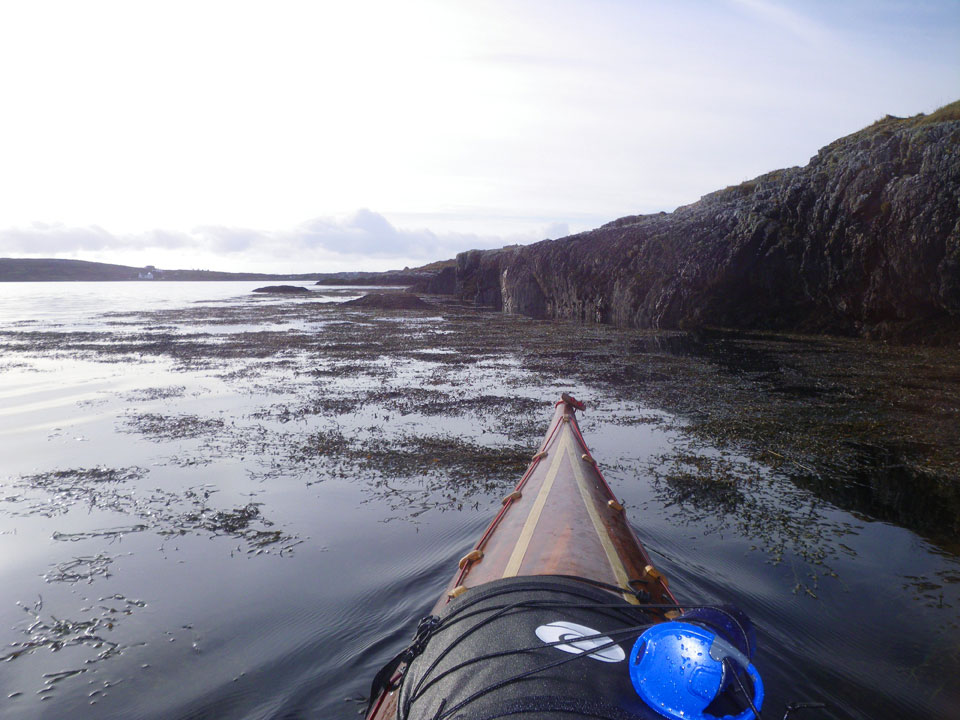Kayaking with Roundstone Outdoors